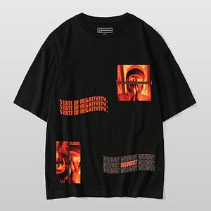 Minus Unisex Oversized T-Shirt