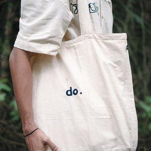 """""""DO"""" Tote Bag"""