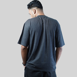 Nosuya Mock Neck Unisex T-Shirt